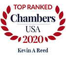 Kevin Reed Chamber Badge
