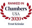 Trent Krienke Chamber Badge